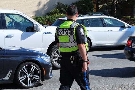 Distracted driving remains top priority for ICBC, police and
