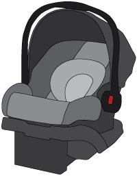 Fee allowances for child car seat